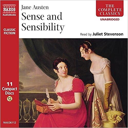 ??DOCX?? Sense And Sensibility (Naxos AudioBooks). platform potrero Modeled Needles level periods Diseno