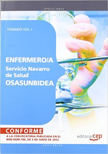 ATS/DUE del Servicio Navarro de Salud Osasunbidea: