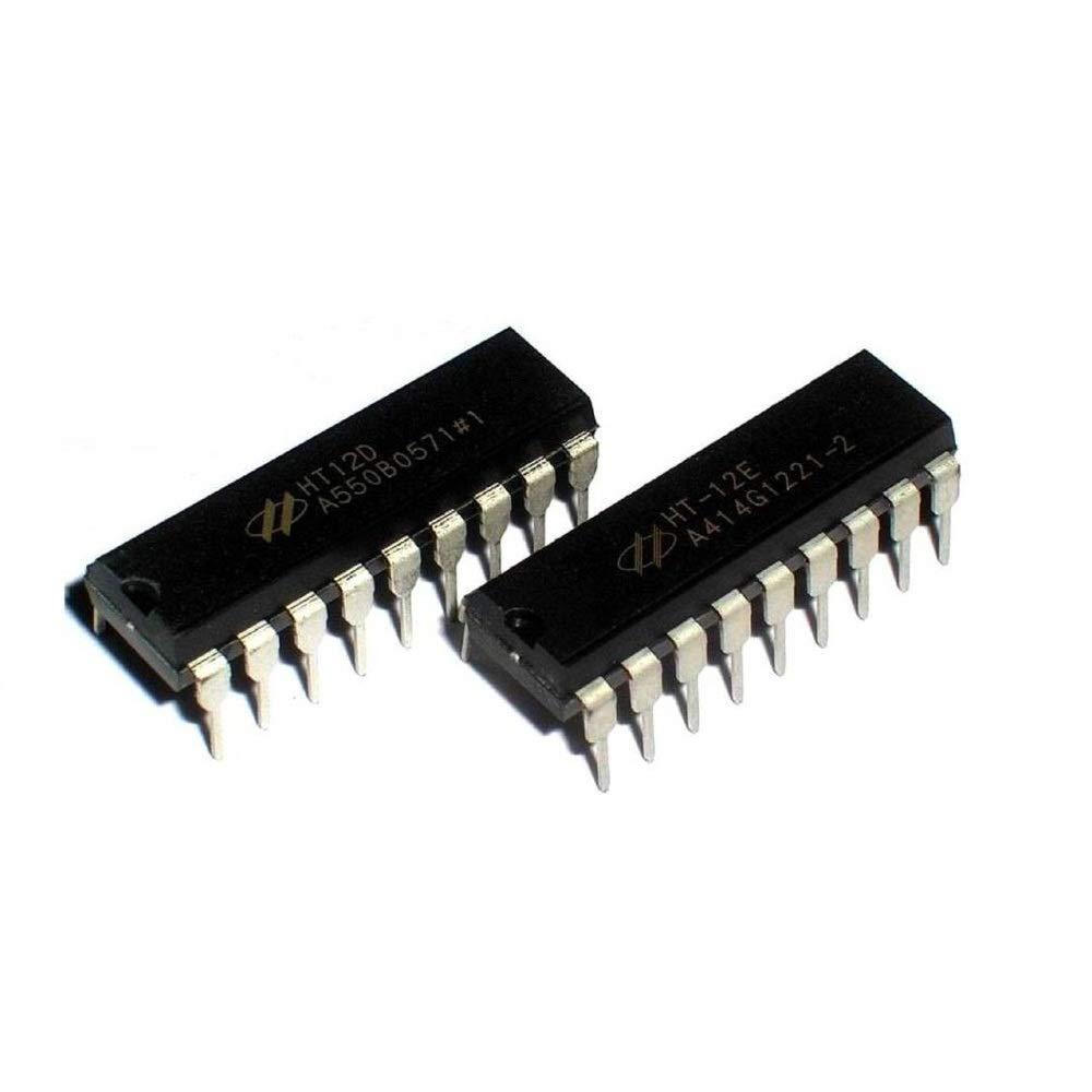 4 pcs IC Remote Contorl HT12D HT-12D