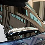 ZiWwen New Chrome Styling Trunk Rear Window Wiper