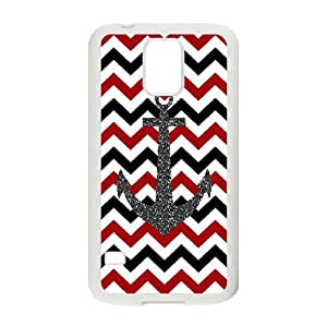 Unique Phone Case Design 20Anchor And Caption- For Samsung Galaxy S5