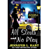 All Sleuth and No Play (Mackenzie & Mackenzie PI Mysteries Book 2)