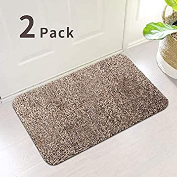 Amazon Com Magic Door Mat Front Indoor Door Mat Inside Grey Non