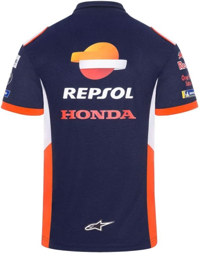 REPSOL - Polo Oficial para Moto GP: Amazon.es: Ropa y accesorios