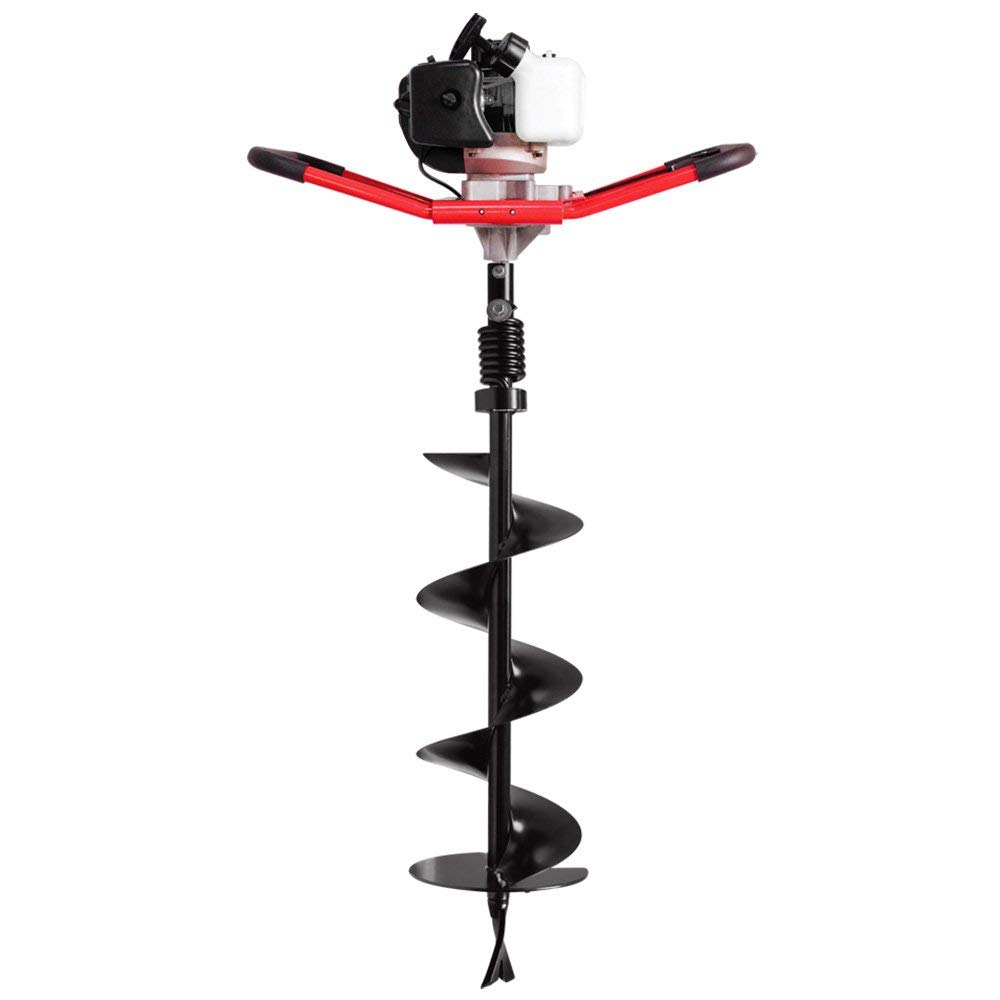 Southland SEA438 One Man Earth Auger with 43cc, 2 Cycle, Full Crankshaft Engine (Renewed)