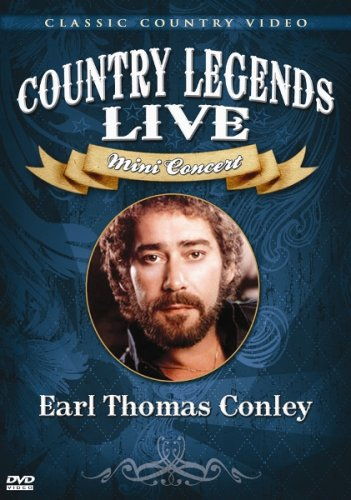 Earl Thomas Conley - Country Legends Live Mini Concert -  DVD