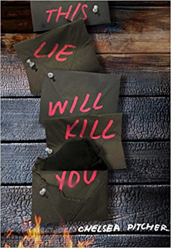 Image result for this lie will kill you cover