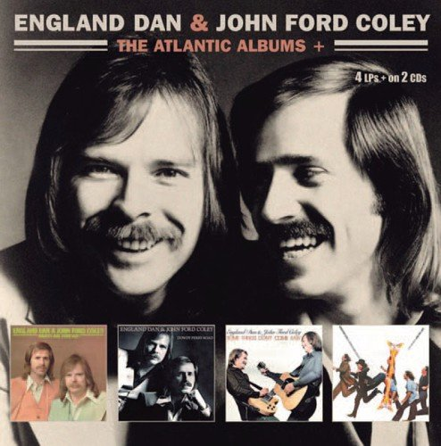 The Atlantic/Big Tree Recordings - England Dan & John Ford - England Shop