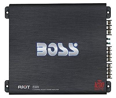 BOSS AUDIO CHAOS 4000-Watt Monoblock8 by BOSSG