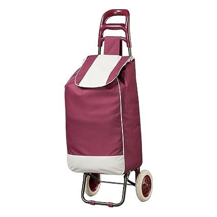 c3339f23565 Amazon.com  Trolley Dolly Shopping Market Trolley Utility Foldable ...
