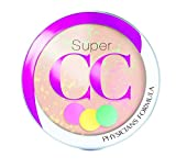 Face Powder with Spf Physicians Formula Super CC+ Color-Correction + Care CC+ Powder SPF 30, Light/Medium, 0.3 Ounce