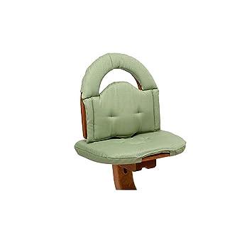 Svan Svan High Chair Cushion   Sage