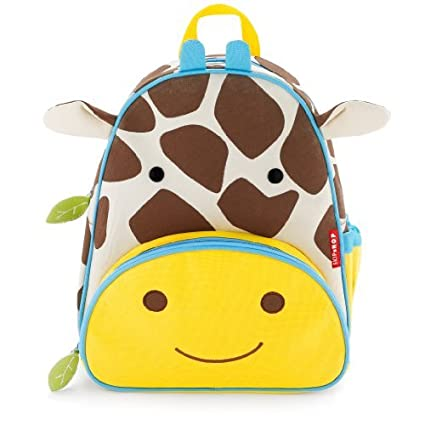 Skip Hop Zoo Packs niño pequeño Mochilas, jirafa Color: Jirafa: Amazon.es: Bebé
