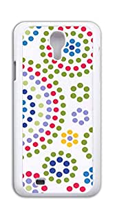 TUTU158600 Back Cover Case Personalized Customized Diy Gifts In A galaxy s4 - Colour Dots vectors abstract wallpapers vector -wallpaper