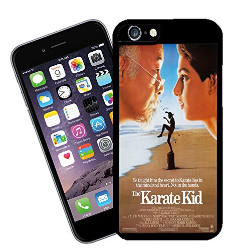 Karate Kid, movie phone case - This cover will fit Apple model iPhone 4 and 4s - By Eclipse Gift Ideas