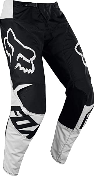 Fox 180 Race Pants Junior Black Size Y24 Amazon Co Uk Car Motorbike