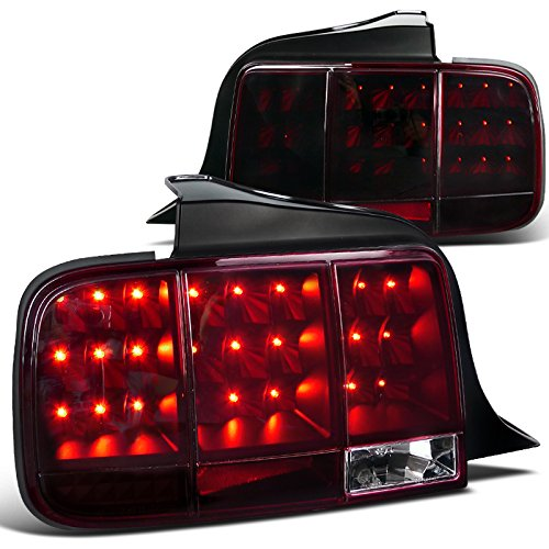 Shelby Cobra Led Tail Lights - 3