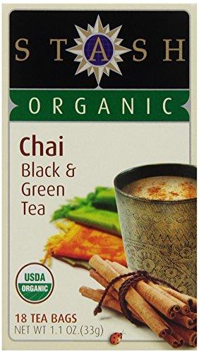 Спрятать чай Органический чай Six Аромат Ассортимент, 18 граф пакетиков в фольге (в упаковке 6)