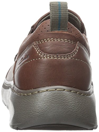 Clarks Heren Charton Stap Slip-on Loafer Bruine