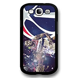 Onelee(TM) - Customized Black Hard Plastic Samsung Galaxy S3 Case, NBA Superstar Washington Wizards John Wall Samsung Galaxy S3 Case wangjiang maoyi by lolosakes