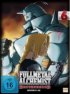 Fullmetal Alchemist: Brotherhood - Volume 2 Digipack im Schuber mit Hochprägung und Glanzfolie Blu-ray Limited Edition Alemania Blu-ray: Amazon.es: -, Yasuhiro Irie, -: Cine y Series TV