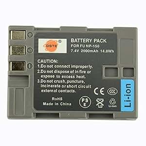 ARBUYSHOP DSTE NP-150 Batería recargable para Fuji FinePix S5 Cámara PRO