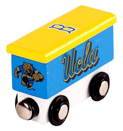 College Team Trains NCAA UCLA Bruins Kids Toy Box Car, Small