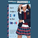 Don't Judge a Girl by Her Cover: Gallagher Girls, Book 3 | Ally Carter