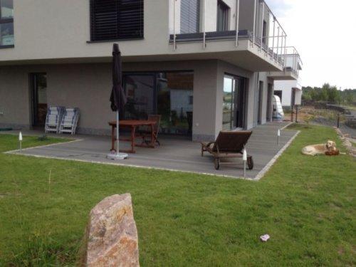 Wpc Terrassendiele Hohlkammer Anthrazit Terrasse Holz Amazon De
