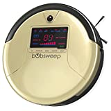 bObsweep PetHair Robot Vacuum Cleaner and Mop, Champagne