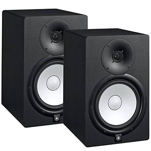 Yamaha HS8 Powered Bi-Amplified Studio Monitor (PAIR)