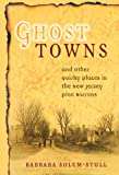 Front cover for the book Ghost Towns And Other Quirky Places in the New Jersey Pine Barrens by Barbara Solem-Stull