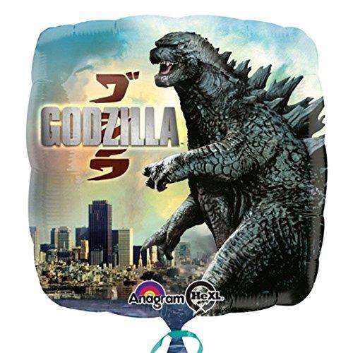 Godzilla Foil Mylar Balloon (1ct)
