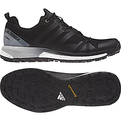 brand new unisex online Adidas Men's Terrex Agravic GTX Shoes & Cooling Towel Bundle Black / Black / White in China sast buy cheap buy discount footlocker Q6JKr2E