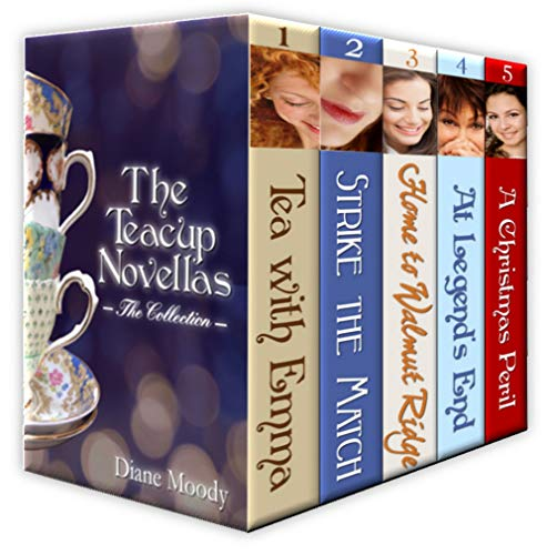 The Teacup Novellas - The Collection by [Moody, Diane]