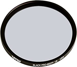 Tiffen 82bpm18 82mm Black Pro Mist 1/8 Filter