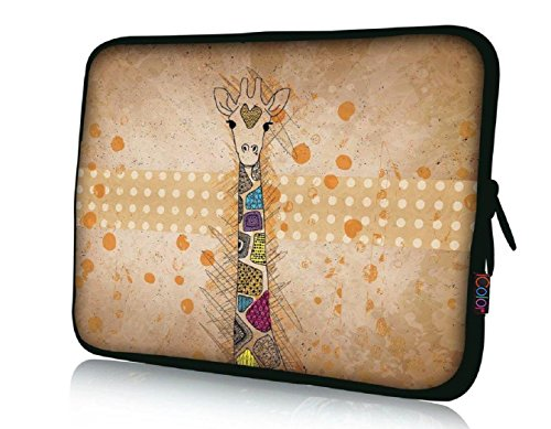 "Brand NEW Fashion cute Giraffe Designe 13"" 13.3"" inch Notebo"