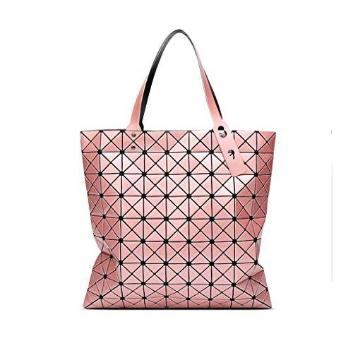 Capacità Tracolla 42 Crossbody Borsa Daypack Bianca Pink colore 42cm Grande Pu Dimensioni Moda Donne Delle A Casual 6CqAnFw0C