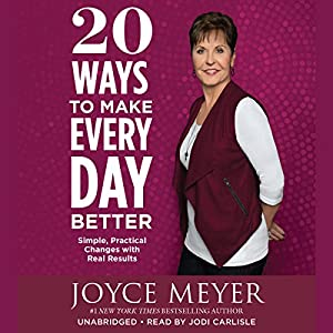 20 Ways to Make Every Day Better Audiobook
