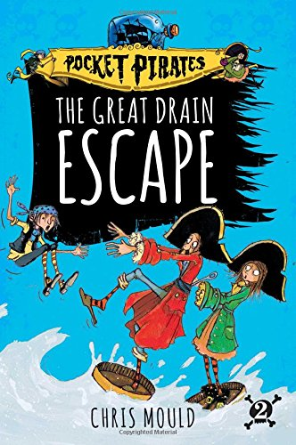 Read Online The Great Drain Escape (Pocket Pirates) pdf