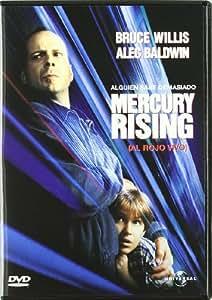 Mercury Rising (Al Rojo Vivo) [DVD]