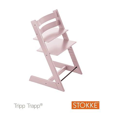 TRONA TRIPP TRAPP ROSA de Stokke: Amazon.es: Bebé