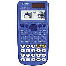 Casio fx-300ES PLUS Scientific Calculator, Blue