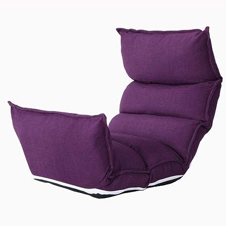 Amazon.com: LJFYXZ - Silla de sofá para juegos, plegable ...