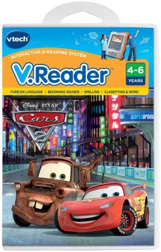 VTech - V.Reader Software - Disney's Cars - Cars 2 ()