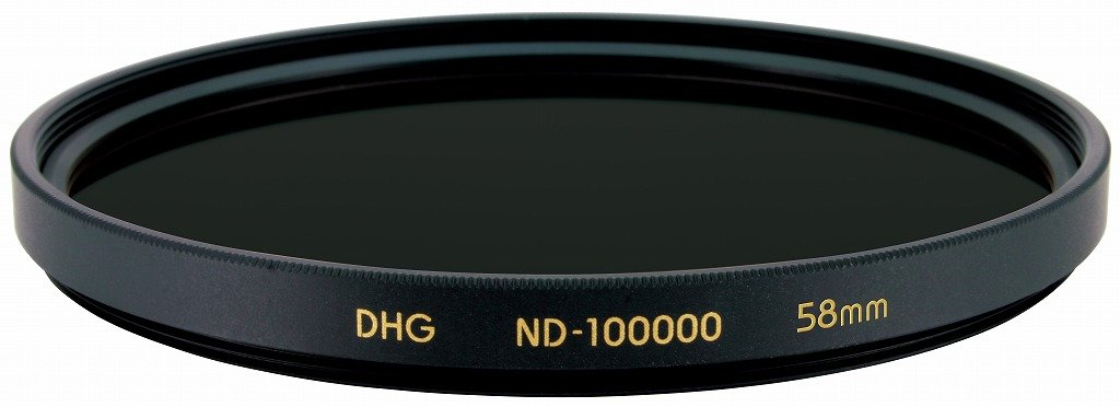 Marumi 58mm ND 100000 Filter DHG Neutral Density Digital 100K 58 Made in Japan 16.5 by Marumi