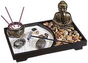 Amazon.com: Asian Japanese Feng Shui Sand Zen Garden: Home