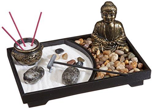Asian Japanese Feng Shui Sand Zen Garden MainImage