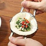 Evaliana Stainless Steel Dumpling Maker Dough
