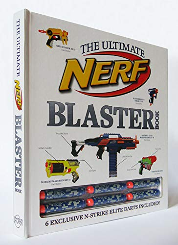 NERF: Ultimate Blaster Book from POW